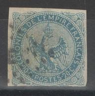 Colonies Françaises - Emissions Générales - Aigle - YT 4 Oblitéré - Eagle And Crown