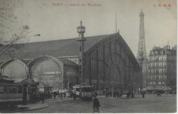CPA 75 ( Paris ) - PARIS  - Galerie Des Machines ( Exposition Universelle De 1889 ) - Distretto: 07