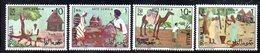 XP3672 - SOMALIA 1966 , Yvert N. 55/58  ***  MNH  Arte - Somalia (1960-...)