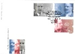 Portugal & FDC Values Of Portuguese History And Culture 2016 (8881) - FDC