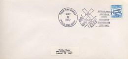 USA - PELLA  IOWA  -  TULIP TIME  -  NETHERLANDS AMERICAN FRIENDSHIP 1782 - Unabhängigkeit USA