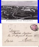 Romania,Rumanien,Roumanie-Suceava,Suczawa( Bukowina )-Vedere Generala - Romania