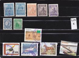Paraguay  -  Lote  312 Sellos Diferentes  - 3/1136 - Paraguay