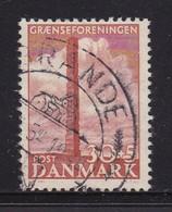 DENMARK, 1953, Used Stamp(s), Skamling Banken,  Mi 340, #10063, - Denemarken