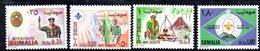 XP3796 - SOMALIA 1967 ,  Yvert N. 70/73 ***  MNH  Scout - Somalia (1960-...)