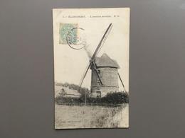 ELINCOURT - Moulin à Vent - Windmill - Molen - Mühle - Cambrai