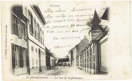 HAMME - De Pleizantstraat - La Rue De La Plaisance - Hamme