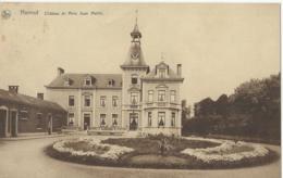 Hannuit - Hannut - Château De Mme Jean Mottin - Imprimerie Jules Hubin - Hannut