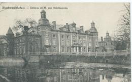 Aische-en-Refail - Château De M. Van Goidtsnoven - Edit. J. Hacquart - 1921 - Eghezée