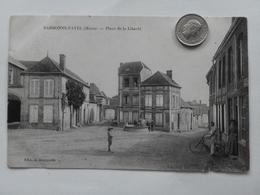 Barbonne-Fayel, Place De La Liberté, 1914 - Francia