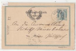 Austria Slovenia Postal Stationery Postcard Travelled 1904 Gonobitz (Slovenske Konjice) To Rohitsch-Sauerbrunn B190310 - Slovenia
