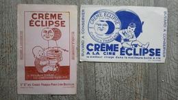 Lot 2 Buvards Crème éclipse Cirage Français Buvards - Sport