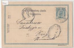 Austria Slovenia Postal Stationery Postcard Travelled 1904 Ilirska Bistrica To Rohitsch-Sauerbrunn B190310 - Slovenia