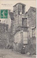 CÔTE D'OR - FLAVIGNY - La Tour De Guet - France