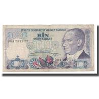 Billet, Turquie, 1000 Lira, 1970, 1970-01-14, KM:196, B+ - Turquie