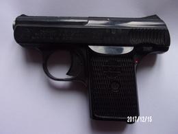 Pistolet D'alarme SM Modèle 110 - 1976 - Armes Neutralisées