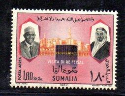 XP3770 - SOMALIA 1967 , Posta Aerea Yvert N. 38  ***   Feisal - Somalia (1960-...)