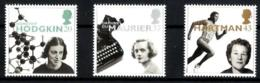 Gran Bretaña Nº 1905/7 En Nuevo - 1952-.... (Elizabeth II)