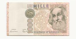Italie Billet De 1000 Lires ( 1982 ) - [ 2] 1946-… : Républic
