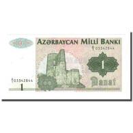 Billet, Azerbaïdjan, 1 Manat, Undated (1992), KM:11, NEUF - Azerbaïdjan