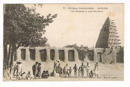 CPA.Dakar. Une Mosquée En Pays Bambara.  (F.290) - Senegal