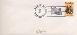 USA -  BIRMINGHAM AL  -  FLAG - Buste