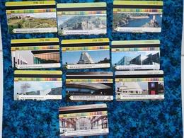 Lot 10 Tickets STAS Saint-Etienne  - Paysage Design Zenith - Bus Tramway - 42 Loire - Bus