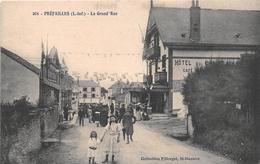 ¤¤  -    PREFAILLES   -  La Grand'Rue   -  Hôtel Du Chalet    -   ¤¤ - Préfailles