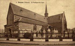 Deurne  St Fredegandus Kerk - Sin Clasificación