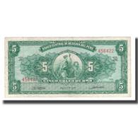 Billet, Pérou, 5 Soles De Oro, 1965, 1965-06-18, KM:83a, TB+ - Pérou