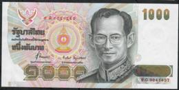 THAILAND P92 1000 BAHT 1992  Signature 71  #9G   UNC. - Tailandia