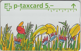 SWITZERLAND - PHONE CARD - TAXCARD SUISSE - FF  *** ASSURANCES NATIONAL *** - Switzerland