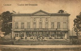 CHIMAY , CASINO DES ORMEAUX - Chimay