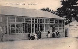 ¤¤  -    PREFAILLES   -   La Parisienne      -   ¤¤ - Préfailles