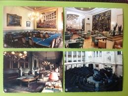 CP. 2379. Cinq Cartes Postales De La Chambre Des Représentants. - Internationale Instellingen