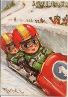 L35B041 - Sports D'Hiver - Ski-Bob - Michel Thomas B.102.170 - Thomas