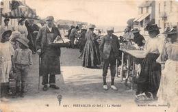 ¤¤  -    PREFAILLES   -   Le Marché      -   ¤¤ - Préfailles