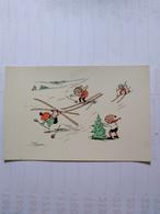 Jack Number Artist  Children Wintersports - Winter Sports
