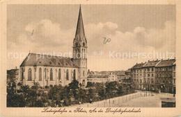43509001 Ludwigshafen_Rhein Dreifaltigkeitskirche Ludwigshafen Rhein - Ludwigshafen