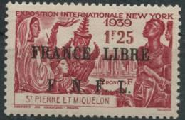 St Pierre Et Miquelon (1941) N 281 (Luxe) - St.Pierre & Miquelon