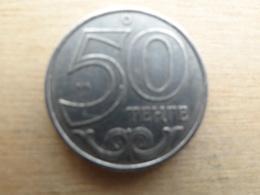 Kazakhstan  50  Tenge  2007  Km !!! - Kazakhstan