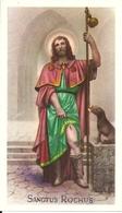 """Santino """"San Rocco"""", """"Sanctus Rochus"""", Orazione - Santini"""