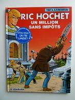Ric Hochet, Un Million Sans Impôt, En EO En TTBE - Ric Hochet