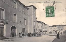 34    .    N° 203131          .          CANET              .             LA PLACE , COTé DU CHATEAU - France