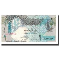 Billet, Qatar, 1 Riyal, Undated (2003), KM:20, SUP - Qatar