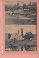 OLD POSTCARD - CZECH REPUBLIC -   HRUSICE U SENOHRAB - Repubblica Ceca