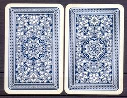 Belgie - Speelkaarten - ** 2 Jokers - Blauw ** - Cartes à Jouer Classiques