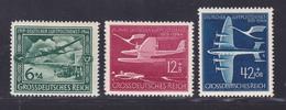 ALLEMAGNE AERIENS N°   59 à 61** MNH Neufs Sans Charnière, TB (D8699) Service Postal Aérien - 1944 - Poste Aérienne