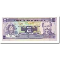 Billet, Honduras, 2 Lempiras, 1994-05-12, KM:72c, NEUF - Honduras