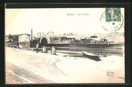 CPA Macon, Le Parisien - Unclassified